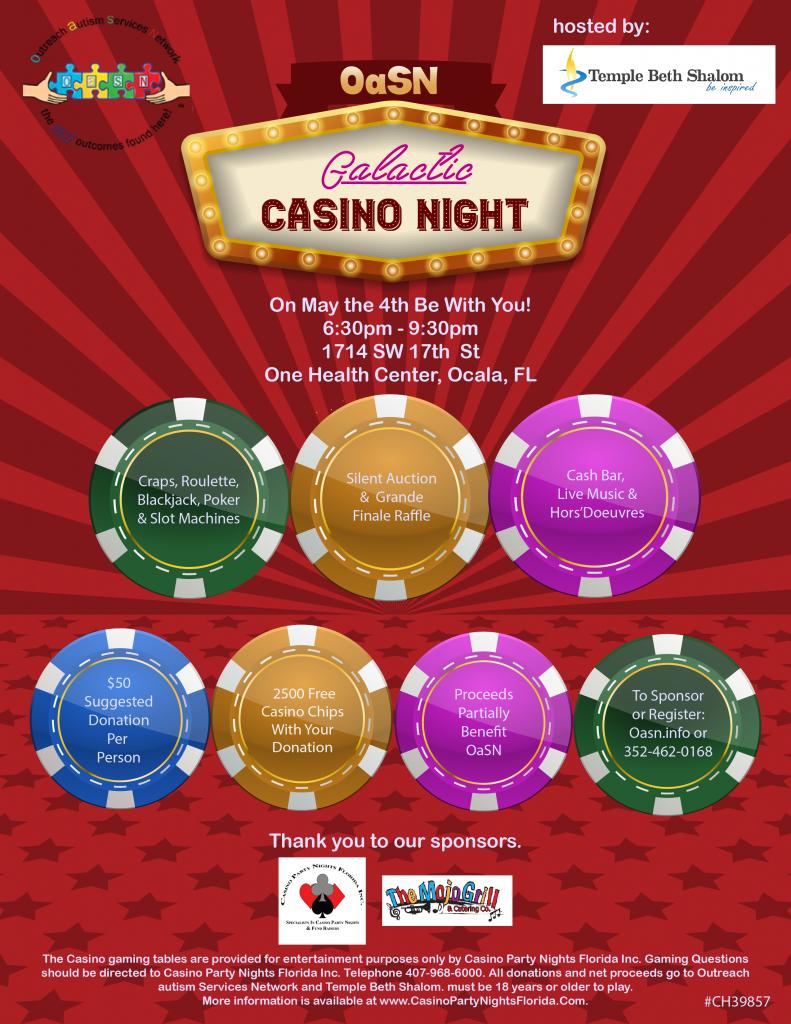 Draft 3 OaSN Galactic Casino Night Flyer